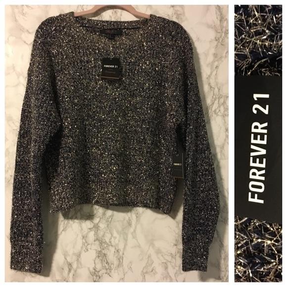 Women's Christmas Sweaters Forever 21 on Poshmark